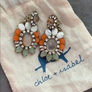 CHLOE + ISABEL earrings